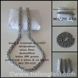 Hirurški čelik lanac LM 53
