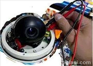 Popravka, servis, održavanje opreme za video nador