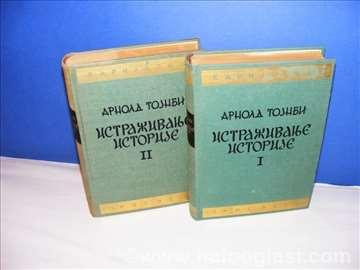 Istraživanje istorije Arnold Tojnbi I-II