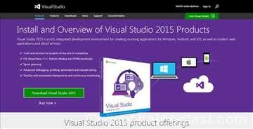 Visual studio Enterprise 2015 32/64b