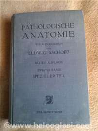 Pathologische Anatomie,Enciklopedija na Nemačkom