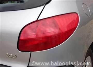 Peugeot 206 Stop Svetlo