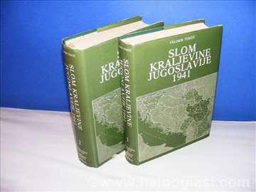Slom Kraljevine Jugoslavije 1941