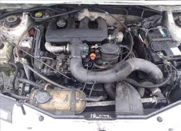 Peugeot 206 1.9d - Motor Motor I Delovi Motora