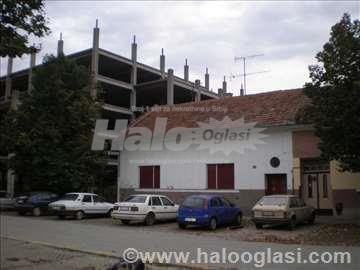 Kikinda centar, kuća se prodaje ili menja za Beogr