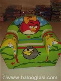 Foteljice za deciju sobicu