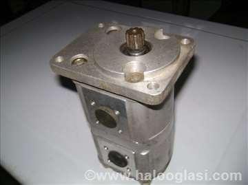Hidraulična dvostrujna zupčasta pumpa ppt
