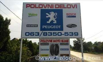 Peugeot 407 807 307 306 206 607 c2