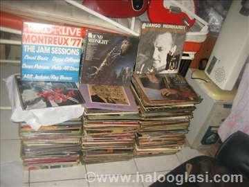 LP ploće jazz muzike 300 komada