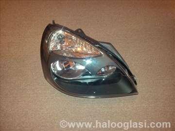 Far Renault Clio 01-06 desni