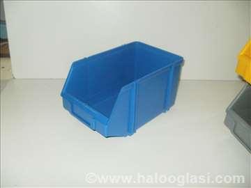 Plastične kutije Tip-D set 10 komada