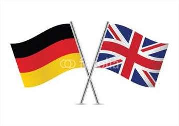 Časovi nemačkog i engleskog