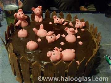 Ukrasi za dečje torte