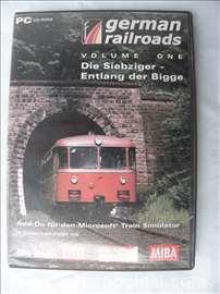 DVD:Simulator vožnje lokomotive