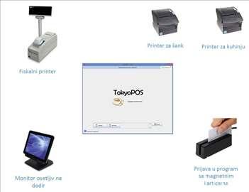 Program za ugostiteljstvo TokyoPOS
