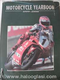 Knjiga:Motorcycle Yearbook 1999-2000