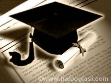 Seminarski, diplomski i master radovi