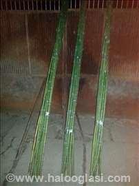 Štapovi od bambusa za pecanje