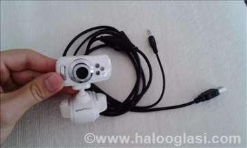 Gigatech kamera sa mikrofonom