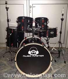 Music Master komplet bubnjeva