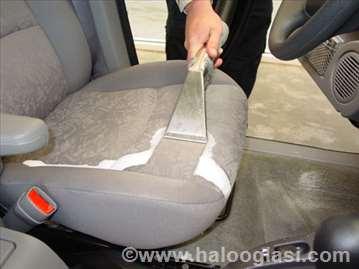 Dubinska pranja i poliranja vozila