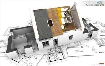 Građevinsko-arhitektonski projekti