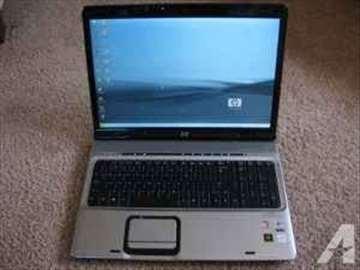 HP dv 9000