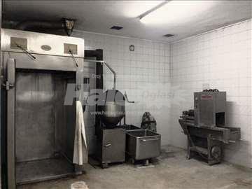 Pogon za proizvodnju mesnih preradjevina