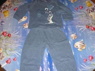 Dvodelna pižama - pamuk br.3