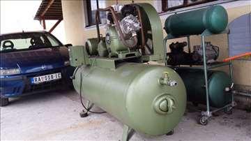 Nemački kompresor BLITZ DZH 1000/500