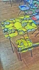 Sto i stolica set (novo)