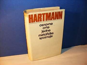 OSNOVNE CRTE JEDNE METAFIZIKE SPOZNAJE Hartmann