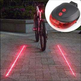 Laser svetlo