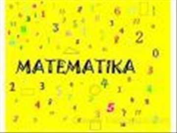 Privatni časovi matematike