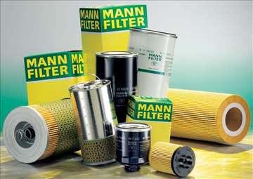 Filteri ulja, goriva, vazduha, hidraulike