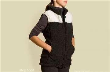 Prsluk od vune Megi Sport