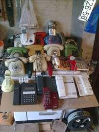 Fiksni i bežični telefoni