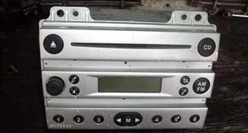 Ford Fiesta Cd -muzika Audio