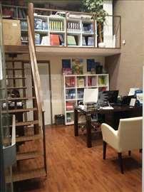Poslovni prostor, Centar, 20+6 m2, Obelicev venac