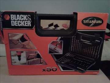BLACK&DECKER -TITANIUM