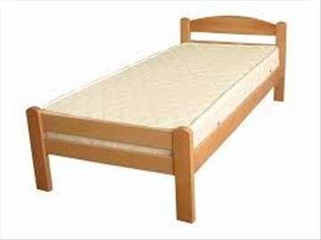 Krevet klasik sa dusekom 90x200