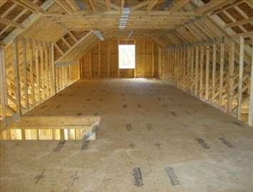 Gradnja od temelja do krova sistem ključ u ruke