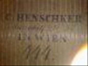 Bečki koncertni klavir star skoro dvesta godina