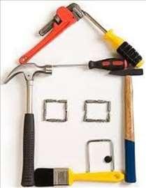 Radimo sve vrste građevinskih radova
