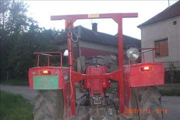 Traktorsko zaštitni ram,okvir,rolbar