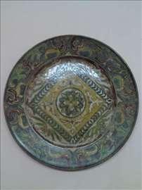 2 ukrasna tanjira