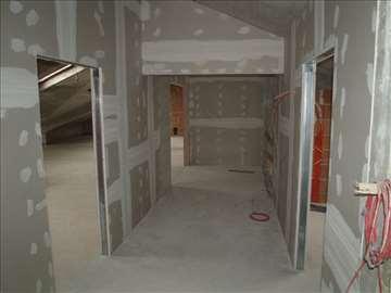 Adaptacija stanova, lokala i tavanskih prostorija