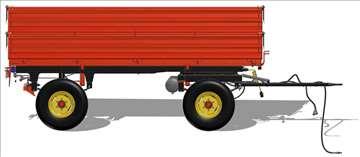 Refabrikacija traktorskih prikolica