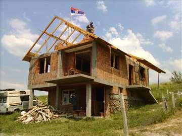 Građevinski radovi-usluge