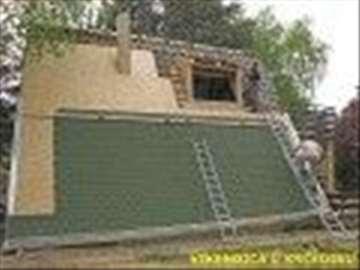 Krovmont - izrada i popravka krovova